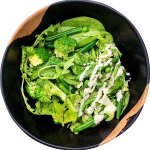green power salad
