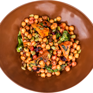 Moroccan Chickpea