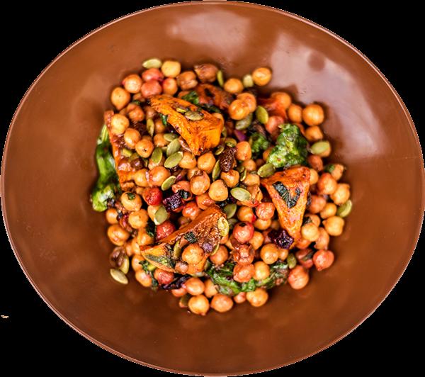 Moroccan Chickpea