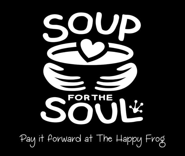 Soup for the Soul The happy Frog