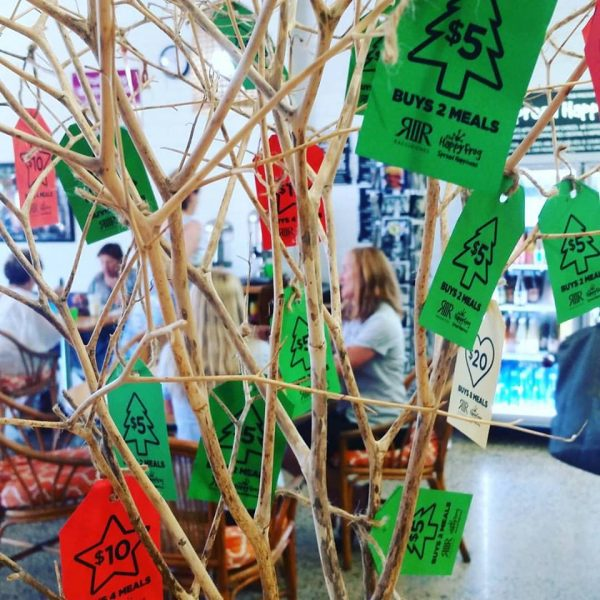 Rags2Riches Giving Tree